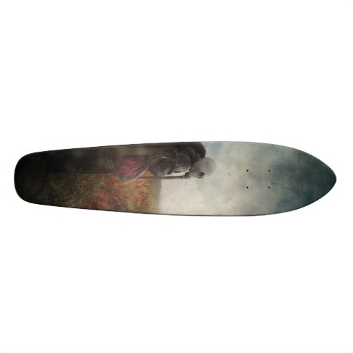 We will never forget.... skate deck