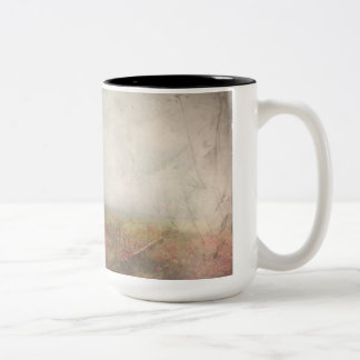 We will never forget.... Two-Tone coffee mug
