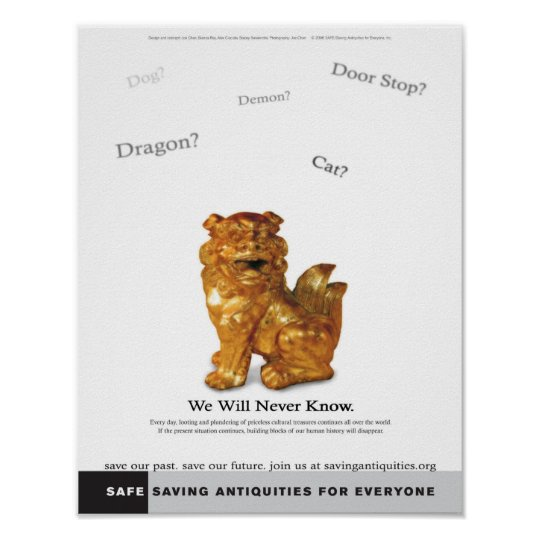 We Will Never Know poster