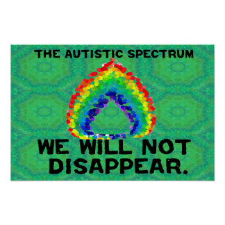 We Will Not Disappear Posters