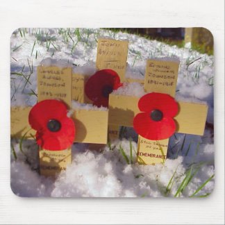 We will remember mouse pad