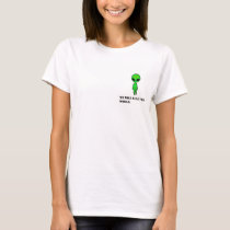 We will rule the world T-Shirt