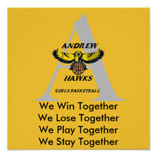 We win together poster