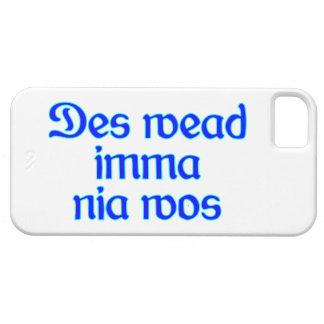 Wead imma nia where it iPhone SE/5/5s case