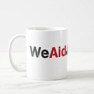 WeAidJapan Logo Mug 私たちが日本を助けるマグカップ