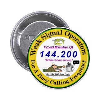 Weak Signal Button Logo