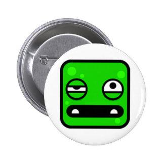 Weakened Boss Standard Round Button