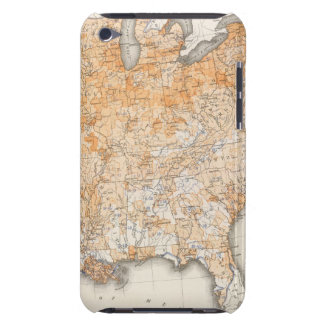 Wealth Distribution, Statistical US Lithograph iPod Touch Cover