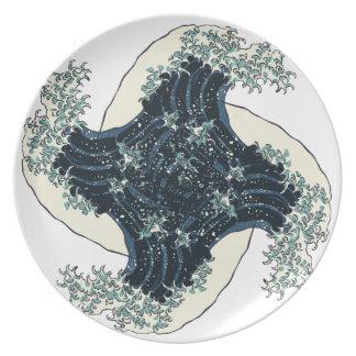 Wealth of Katsushika north 斎 嶽 36 scene Kanagawa Plate