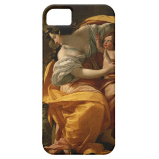 Wealth (oil on canvas) iPhone SE/5/5s case