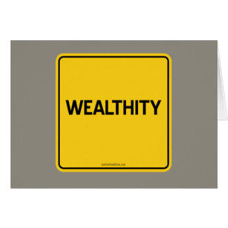 WEALTHITY CARD