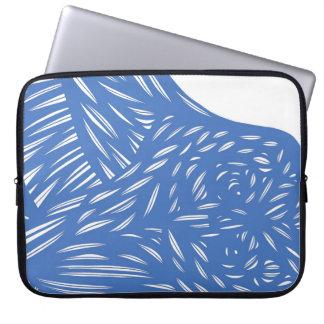 Wealthy Energetic Glowing Sociable Laptop Sleeve