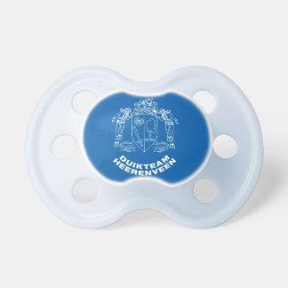 Wean boy pacifier