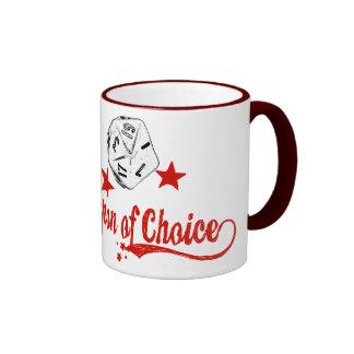 Weapon Of Choice Mug