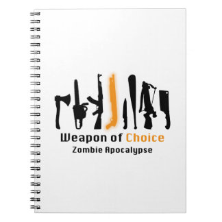 Weapon Of Choice Journals