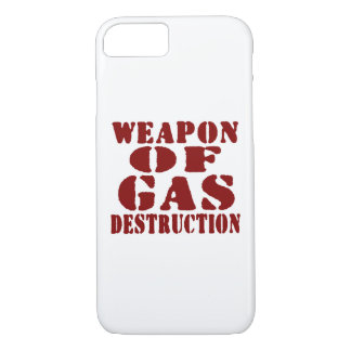Weapon Of Gas Destruction iPhone 8/7 Case