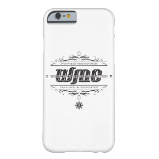 WEAPON OF MASS CONSUMPTION BARELY THERE iPhone 6 CASE