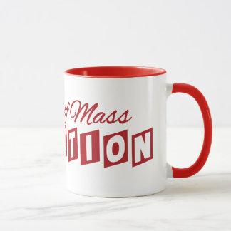Weapon of Mass Seduction mug - choose style