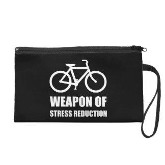 Weapon of Stress Reduction Biking Wristlet