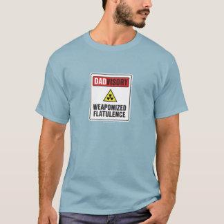 Weaponized Flatulence T-Shirt