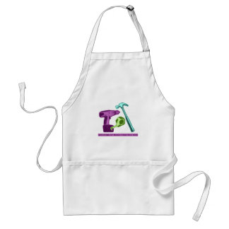 Weapons of Mass Construction Adult Apron