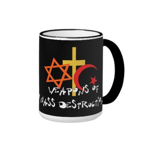 Weapons Of Mass Destruction Coffee Mugs