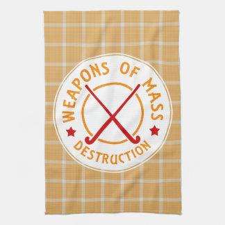 Weapons of Mass Destruction Field Hockey Towel