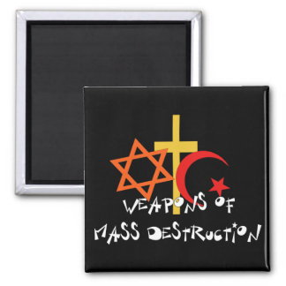 Weapons Of Mass Destruction Magnet