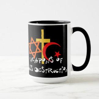 Weapons Of Mass Destruction Mug