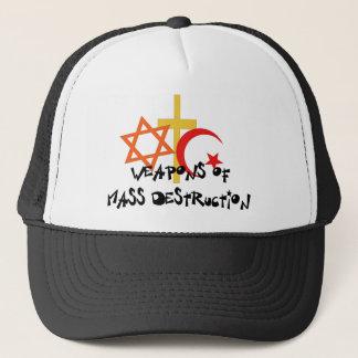 Weapons Of Mass Destruction Trucker Hat
