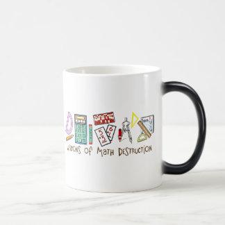 Weapons Of Math Destruction 11 Oz Magic Heat Color-Changing Coffee Mug