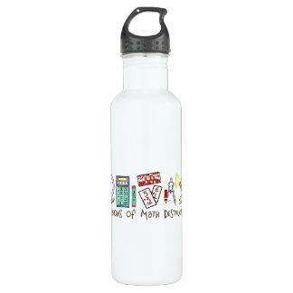 Weapons Of Math Destruction 24oz Water Bottle