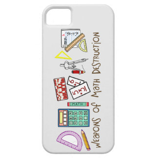 Weapons Of Math Destruction iPhone 5 Cases