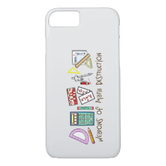 Weapons Of Math Destruction iPhone 7 Case