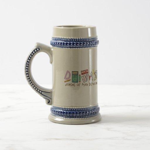 Weapons Of Math Destruction Coffee Mugs