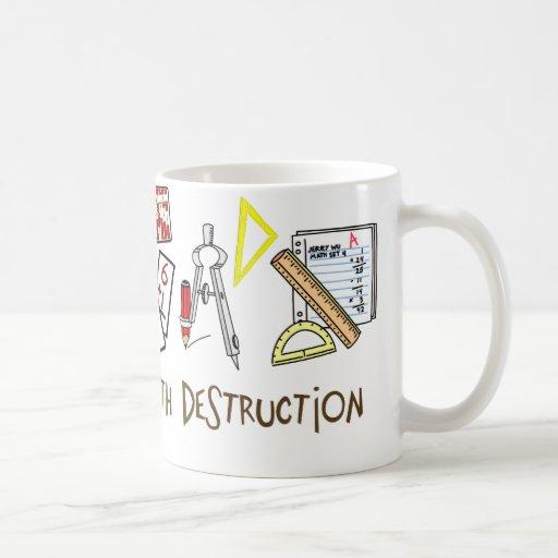 Weapons Of Math Destruction Mugs