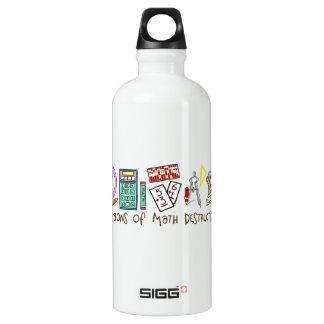 Weapons Of Math Destruction SIGG Traveler 0.6L Water Bottle