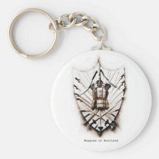 Weapons of Moroland Keychain