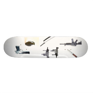 Weapons Weapons Weapons Skate Deck