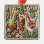 Weaponsutensils y ornamentos de AmericanIndians Ornamento Para Reyes Magos