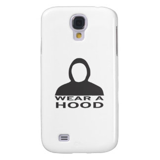 Wear a Hood Galaxy S4 Case