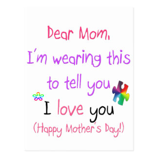Love Letter To Mom Cards Invitations Greeting & Cards