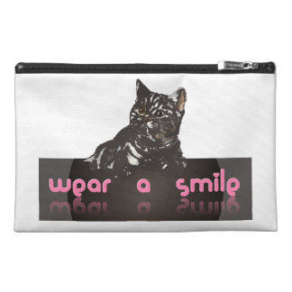 Wear a smile travel accessories bags