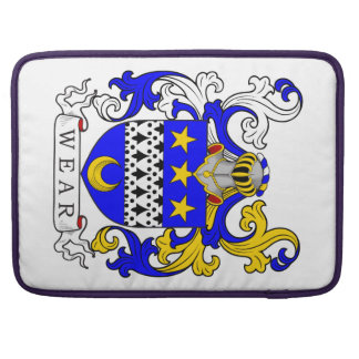Wear Coat of Arms Sleeve For MacBook Pro