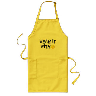 Wear it with C Long Apron