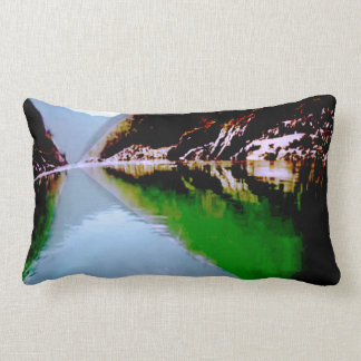 Wear n share blessings Holy River Ganga Himalaya Throw Pillows