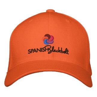 Wear Orange Embroidered Hats