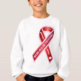 Wear Red On Thursday! Sweatshirt
