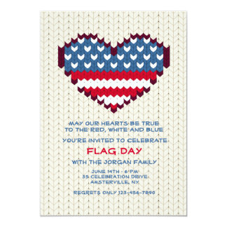 Wear The Colors Proudly Invitation