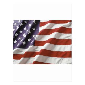 Wear the flag postcard